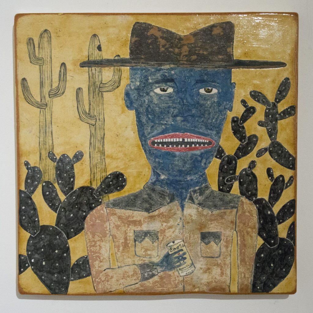 Cactus Jack – Wesley Anderegg